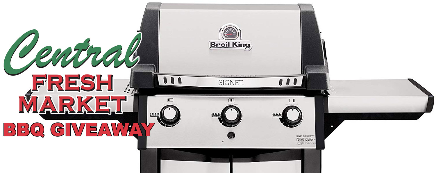 Win 1 of 3 Broil King BBQs